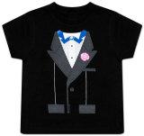 Toddler: Tuxedo T-paidat