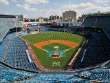 New York Yankees Stadium, New York, NY Lámina fotográfica