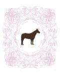 Pink Stallion Posters par  Avalisa