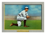 New York City, NY, New York Giants, John McGraw, Baseball Card Prints by  Lantern Press