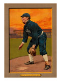 Chicago, IL, Chicago White Sox, Frank Smith, Baseball Card Art by  Lantern Press