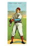 Cincinnati, OH, Cincinnati Reds, H. L. Gaspar, Baseball Card Poster av  Lantern Press