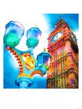 Big Ben, London Planscher av  Tosh