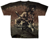 Jimi Hendrix- Stone Free Camisetas