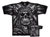 Fantasy - Indian Skull T-Shirt