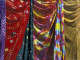 Textiles in Bikaner, India Photographic Print by Judith Haden