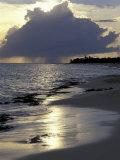 Rouge Beach on St. Martin, Caribbean Fotografie-Druck von Robin Hill
