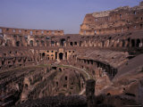 The Colosseum under Restoration, Rome, Italy Photographic Print by Connie Ricca