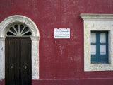 Historic House in Stromboli, Sicily, Italy Photographic Print by Michele Molinari
