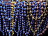Colorful Beads for Sale in Khan al-Khalili Bazaar, Cairo, Egypt Photographic Print by Cindy Miller Hopkins
