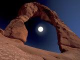 Delicate Arch, Arches National Park, Utah, USA Fotografie-Druck von Art Wolfe