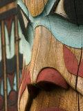 Totem Bight State Park, Ketchikan, Alaska, USA Photographic Print by Savanah Stewart