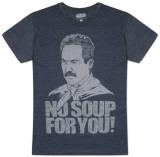Seinfeld - Soup Nazi (Slim Fit) T-Shirts
