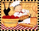 Apple Pie Poster von Dan Dipaolo