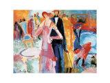 Martini trocken Poster von Marie Versailles