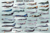 Modern Warplanes Prints