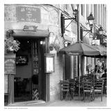 Cafe Creme de la Creme Prints by Carl Ellie
