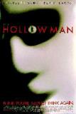 Hollow Man– Unsichtbare Gefahr Poster