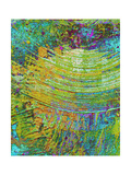 Abstract Ripple I Print by Ricki Mountain