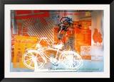 Bicicleta, National Gallery Pôsters por Robert Rauschenberg
