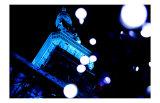 Tokyo Tower: World Diabetes Day Blue Illumination II Posters by Takashi Kirita