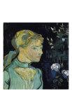 Adeline Ravoux Plakat av Vincent van Gogh