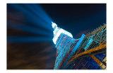 Tokyo Tower: World Diabetes Day Blue Illumination I Prints by Takashi Kirita