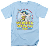 Wonder Woman  -  Star of Paradise Island T-shirts