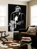 Johnny Cash Wall Mural