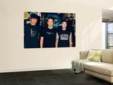 Blink 182 Carta da parati decorativa