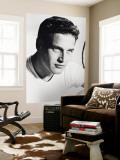 Paul Newman Veggmaleri