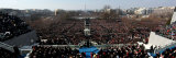 President Barack Obama Delivering His Inaugural Address, Washington DC, January 20, 2009 Photographic Print