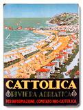 Cattolica Adriatic Riviera Resort Placa de madeira
