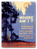 Understand Instructions Placa de madeira