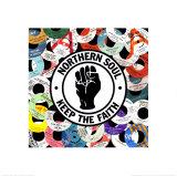 Northern Soul Kunstdruck