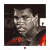 Muhammad Ali: Gloves Schilderij