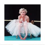 Marilyn Monroe: Ballerina Kunstdrucke