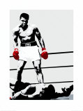 Muhammad Ali: Gloves Kunstdrucke