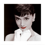 Audrey Hepburn Plakat