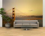 Puente Golden Gate, San Francisco, California, EE UU Mural (grande)