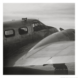 Vintage Flight II Kunstdrucke von Janet Van Arsdale