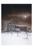 Oley White Pôsters por Ray Hendershot