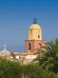St.Tropez, Provence-Alpes-Cote D'Azur, France Photographic Print by Alan Copson