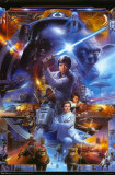Star Wars - Saga Collage Affiche