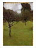 Le verger Reproduction procédé giclée par Gustav Klimt