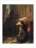 High Life Giclée-tryk af Edwin Henry Landseer