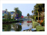 Blue Arch on Canal Giclee Print by Jack Heinz
