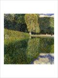 Schonbrunn Park Impressão giclée por Gustav Klimt