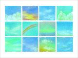 Paradise Sky Giclee Print by Miyuki Hasekura