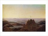 Morning in the Riesengebirge Giclee Print by Caspar David Friedrich